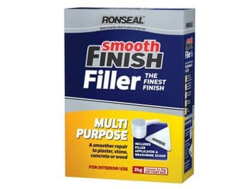 Smooth Finish Multipurpose Wall Powder Filler 2kg